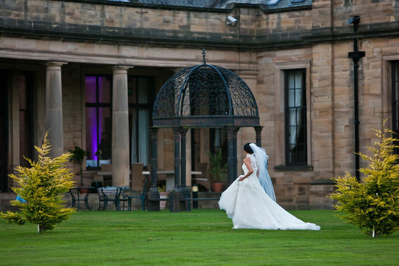 newcastle wedding photographer Beamish Hall