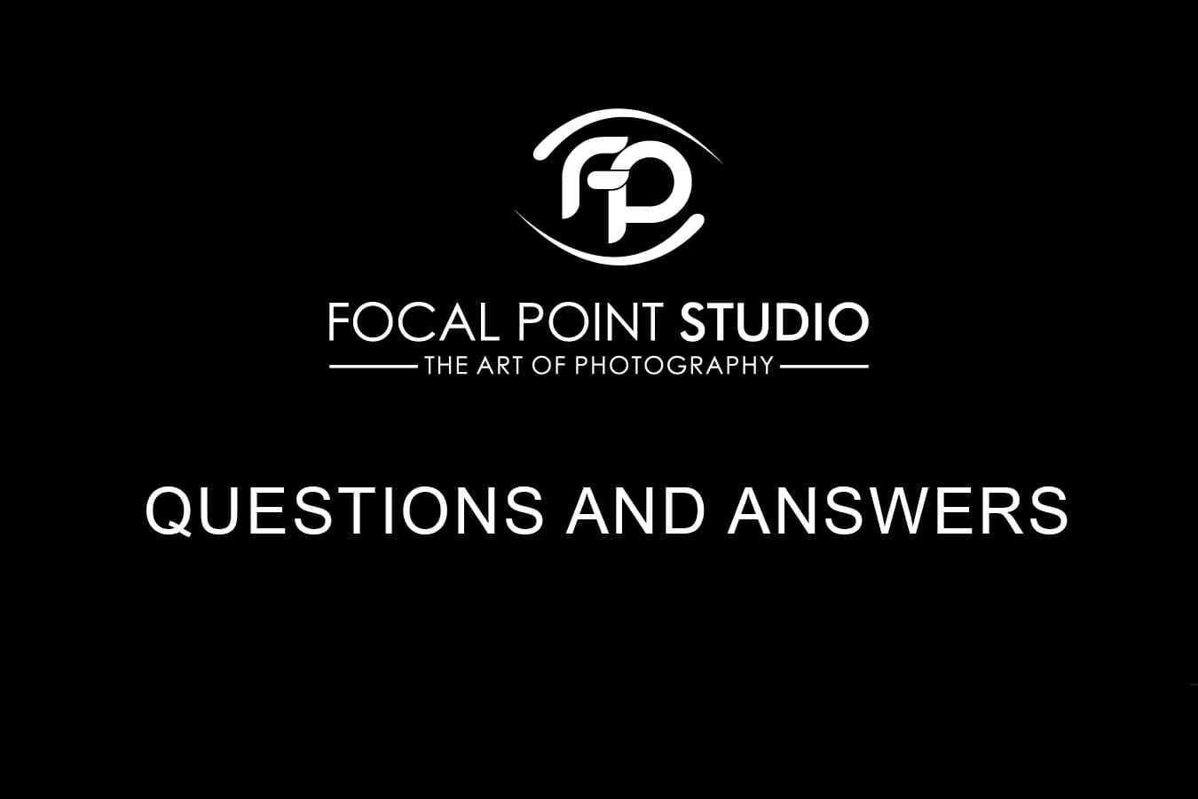 wedding photography questions and answers