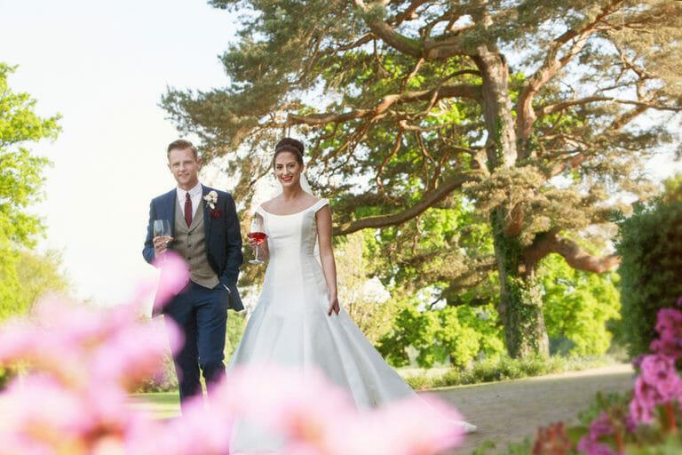 Rockcliffe Hall Wedding Of Stephanie And Alan