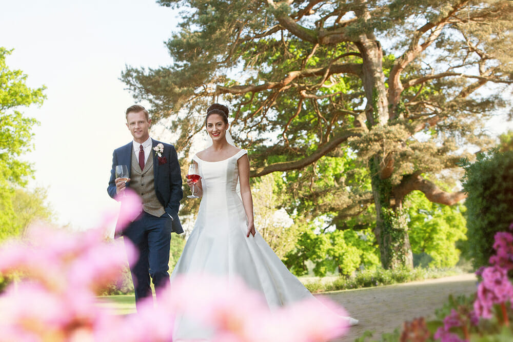 wedding at rockliffe hall 1