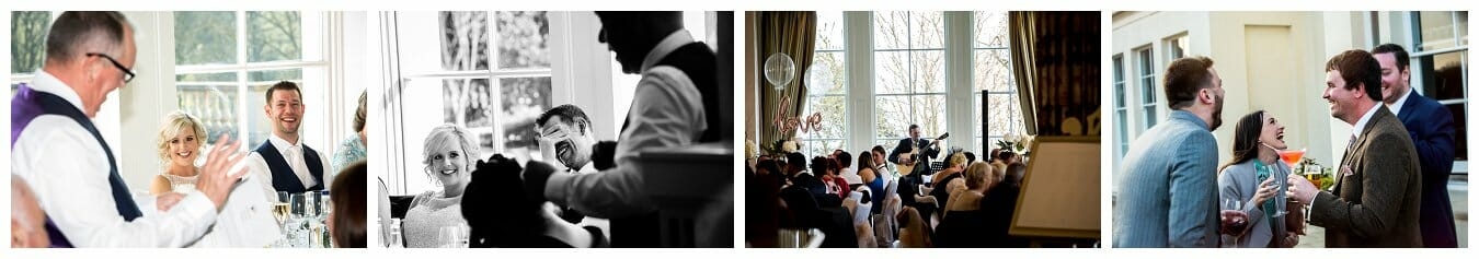 seaham hall wedding speeches
