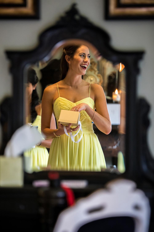 Bridesmaid Ellingham Hall