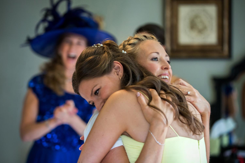 Brides Mother reaction