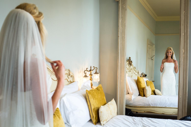 Best wedding photograph newton Hall