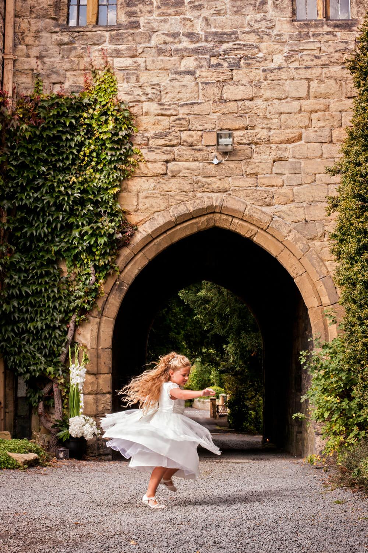 bothal castle wedding photography