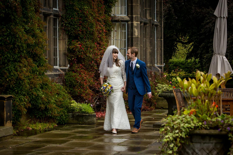 Gisborough Hall Wedding Lucy and Ed's