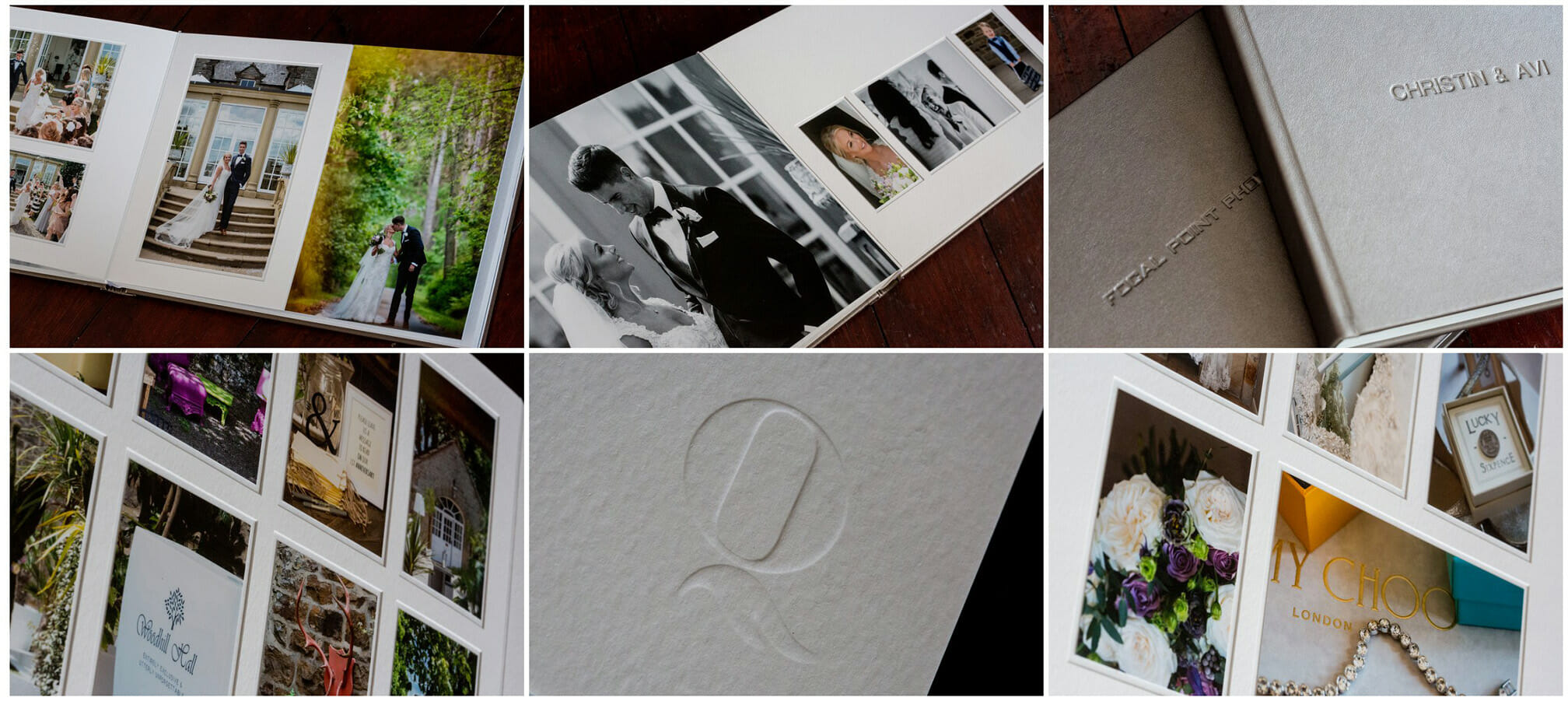 queensberry duo wedding albums