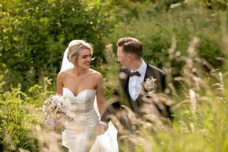 Wynyard Hall Summer Wedding