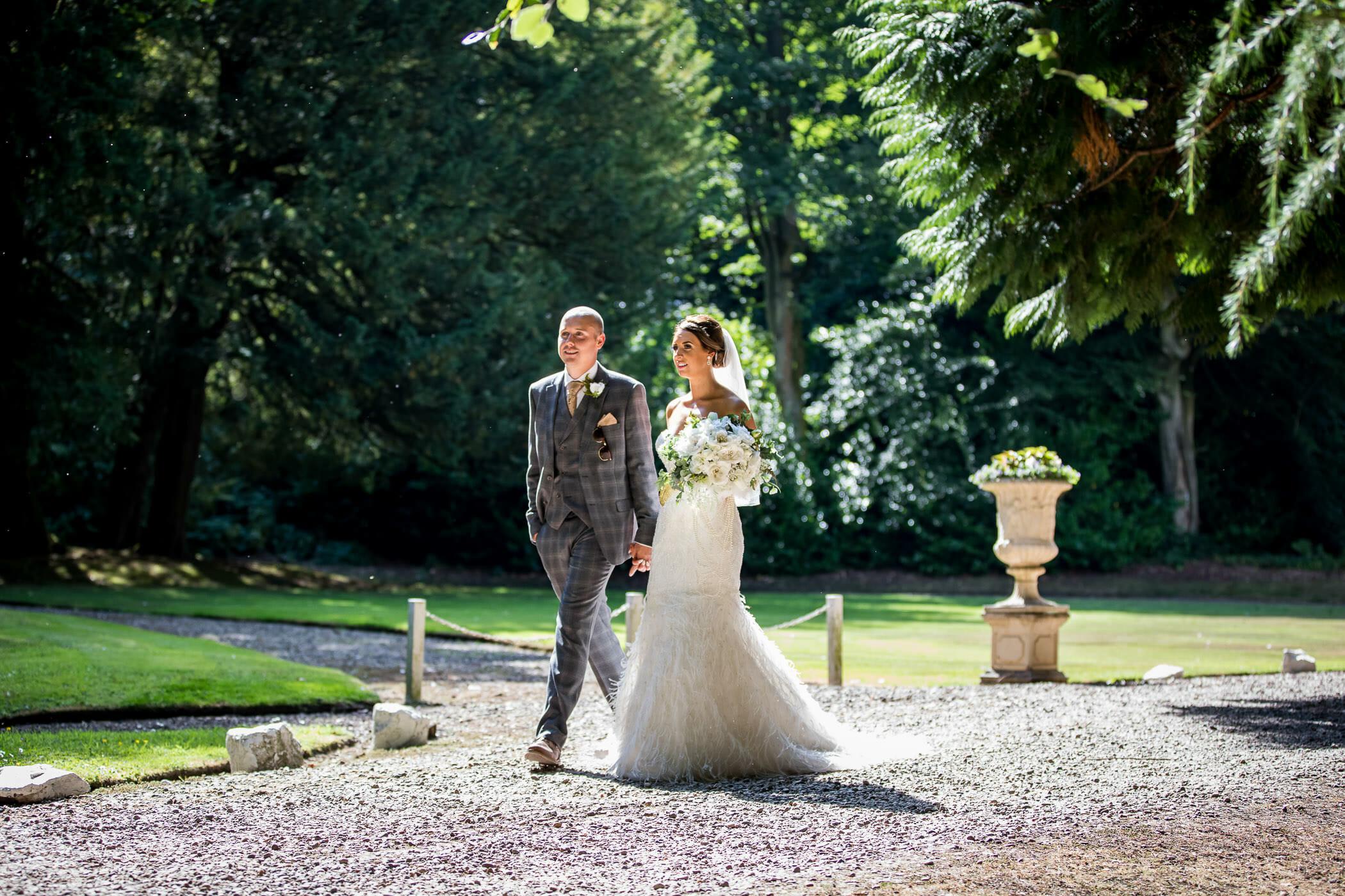 Eshott Hall Wedding of Jodie & Jamie