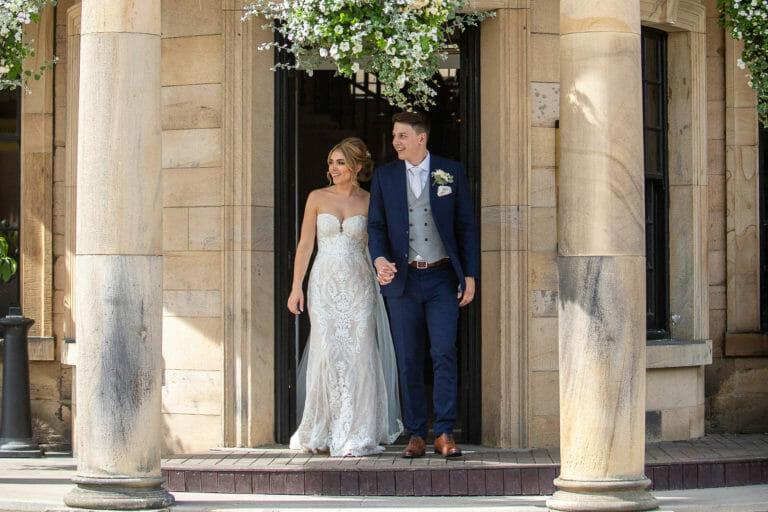 Beamish Hall Wedding of Katie & James